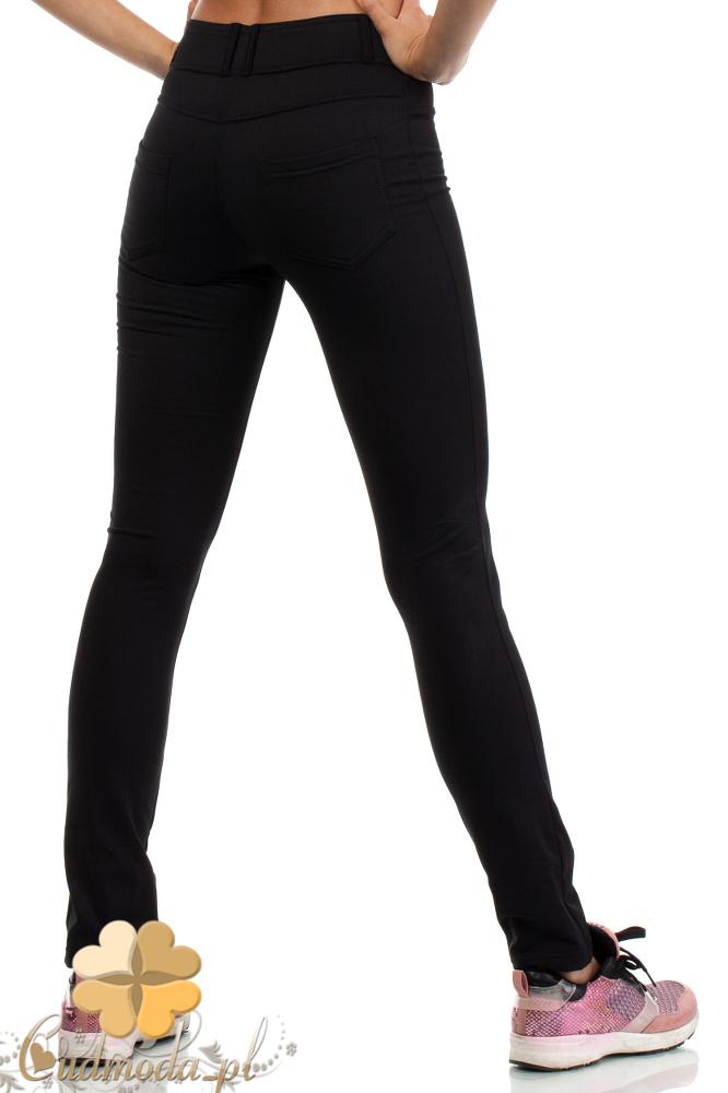 CM1934 Sportowe spodnie typu dzwony na zumbę