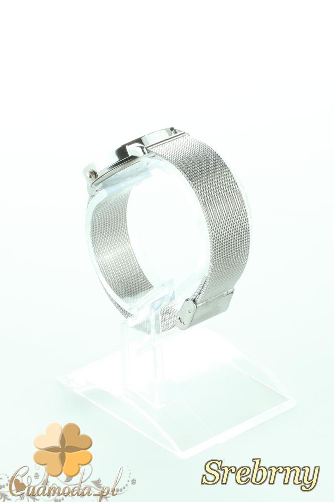 CM2198 Niezwykle elegancki zegarek damski - srebrny