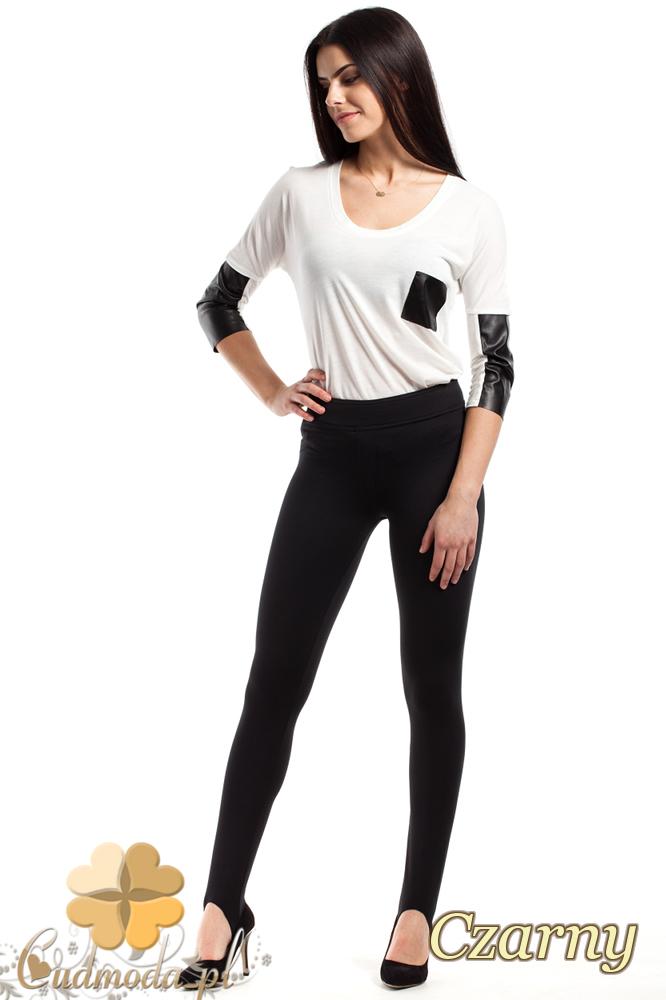 CM2245 Antycellulitowe legginsy odchudzające - czarne