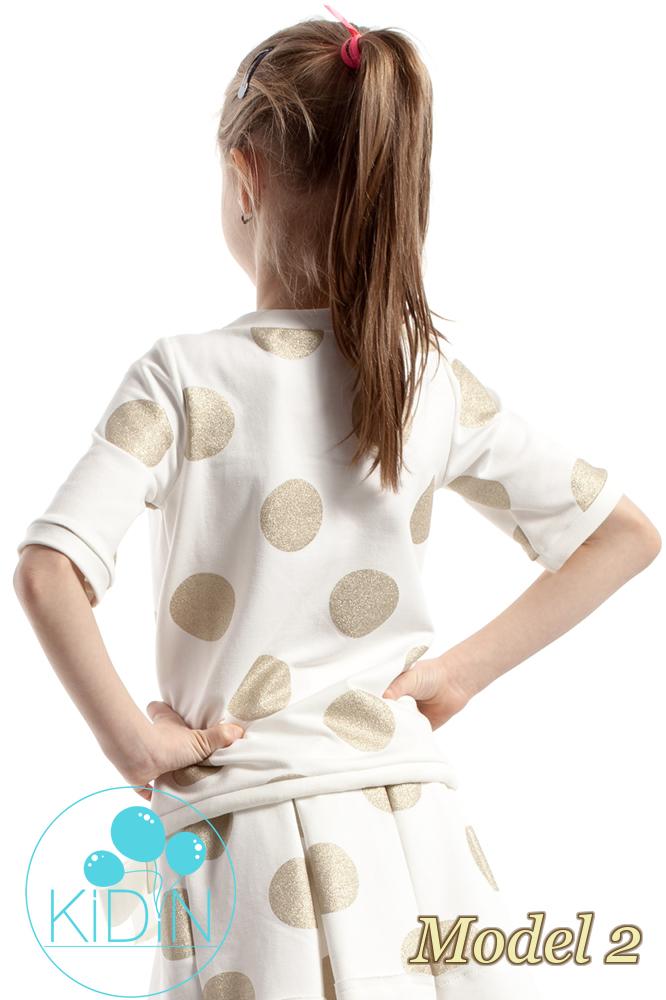 CM2268 Dziecięca bluzka z nadrukiem - model 2