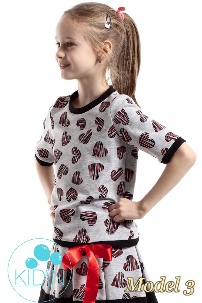 CM2268 Dziecięca bluzka z nadrukiem - model 3