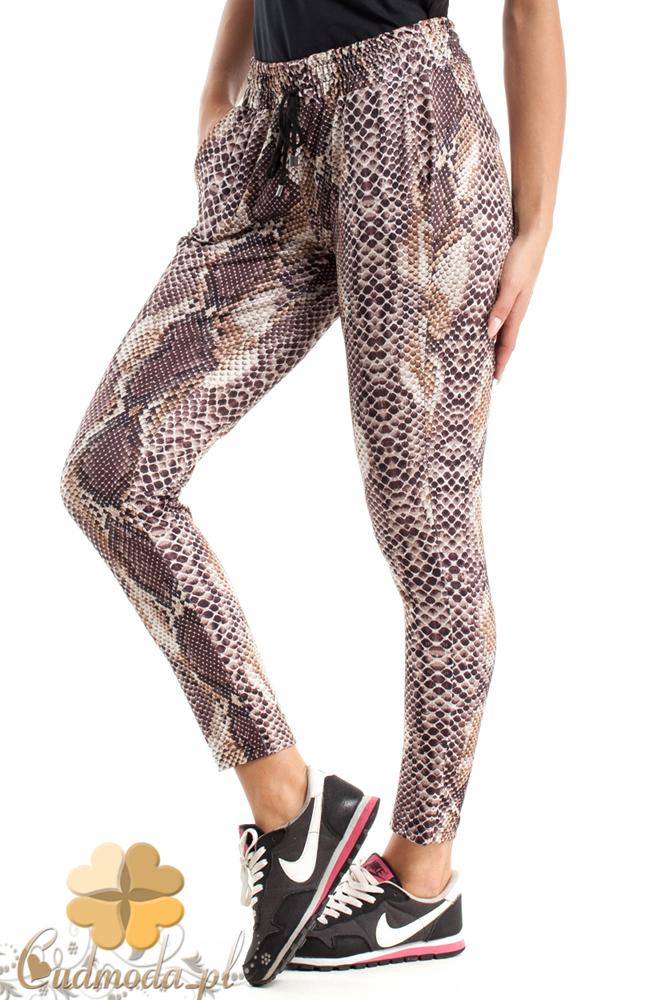 CM2485 Nowoczesne spodnie sportowe