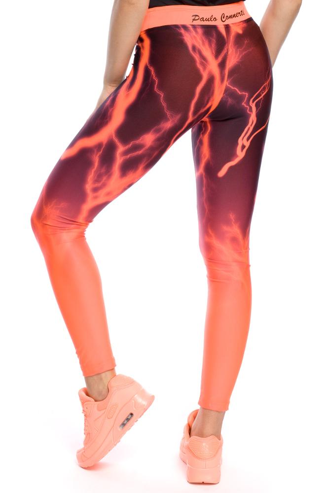 CM3120 Wygodne sportowe legginsy na fitness