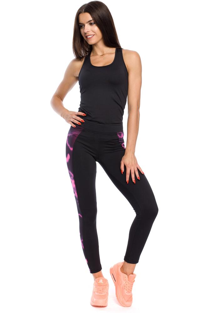 CM3127 Niezwykle eleganckie legginsy sportowe
