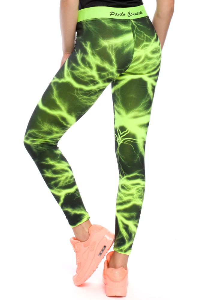 CM3136 Sportowe legginsy wyszczuplające sylwetkę