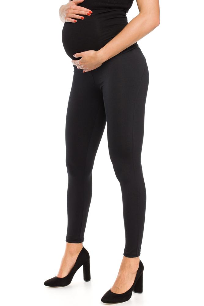 CM3155 Stylowe legginsy ciążowe push up