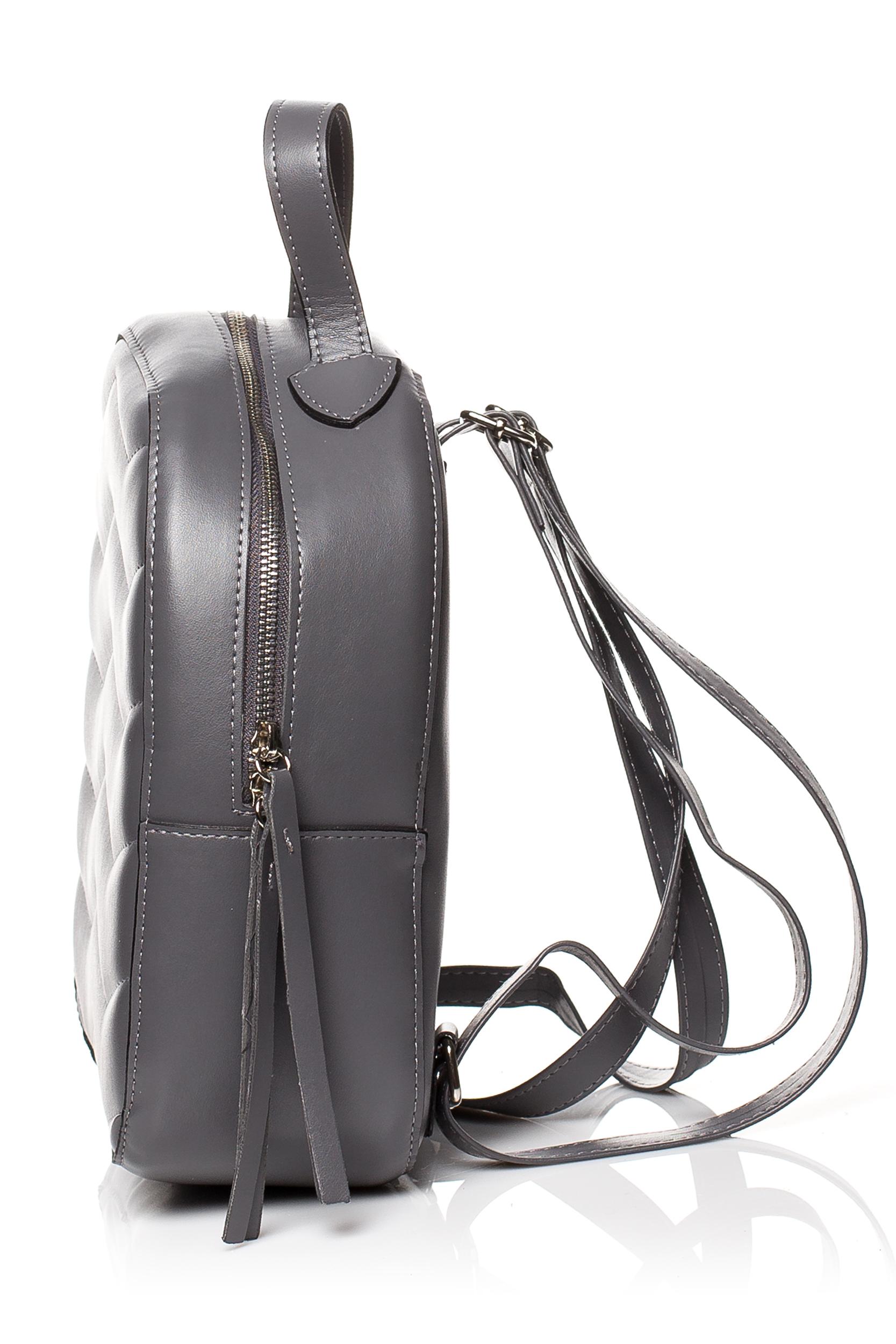 CM3578 Pikowany plecak - grafitowy