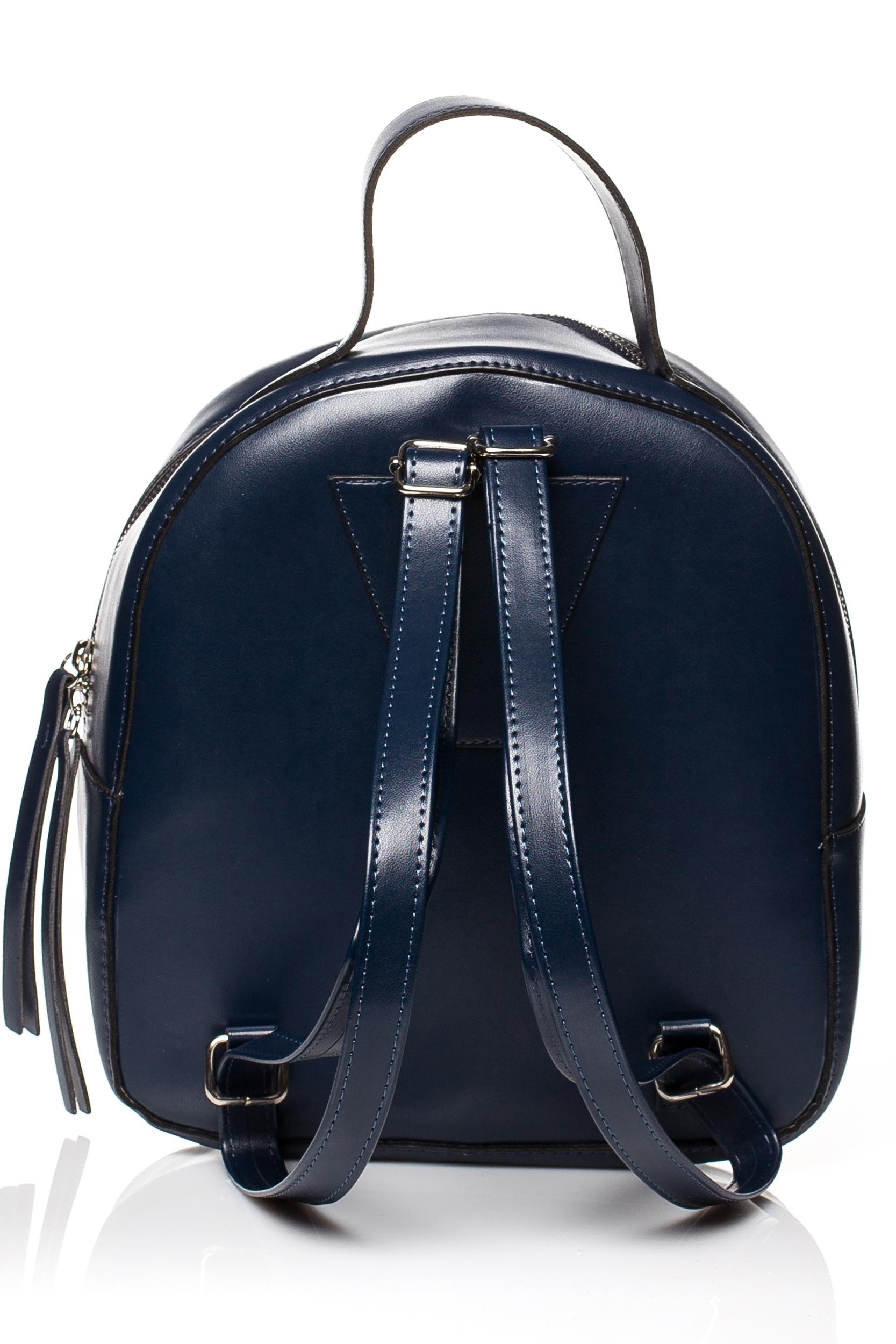 CM3578 Pikowany plecak - granatowy