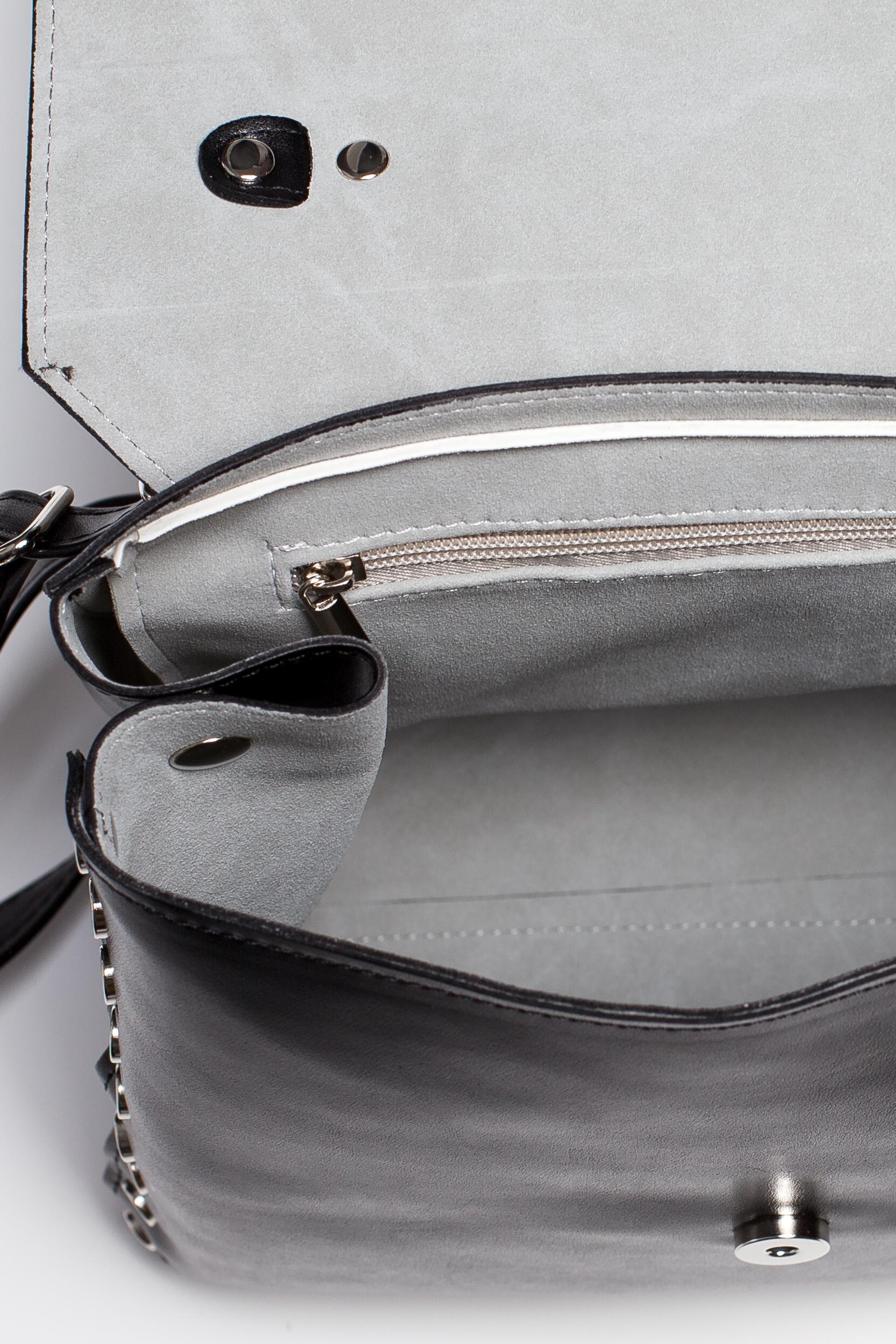 CM3831 Mała elegancka torebka - czarna