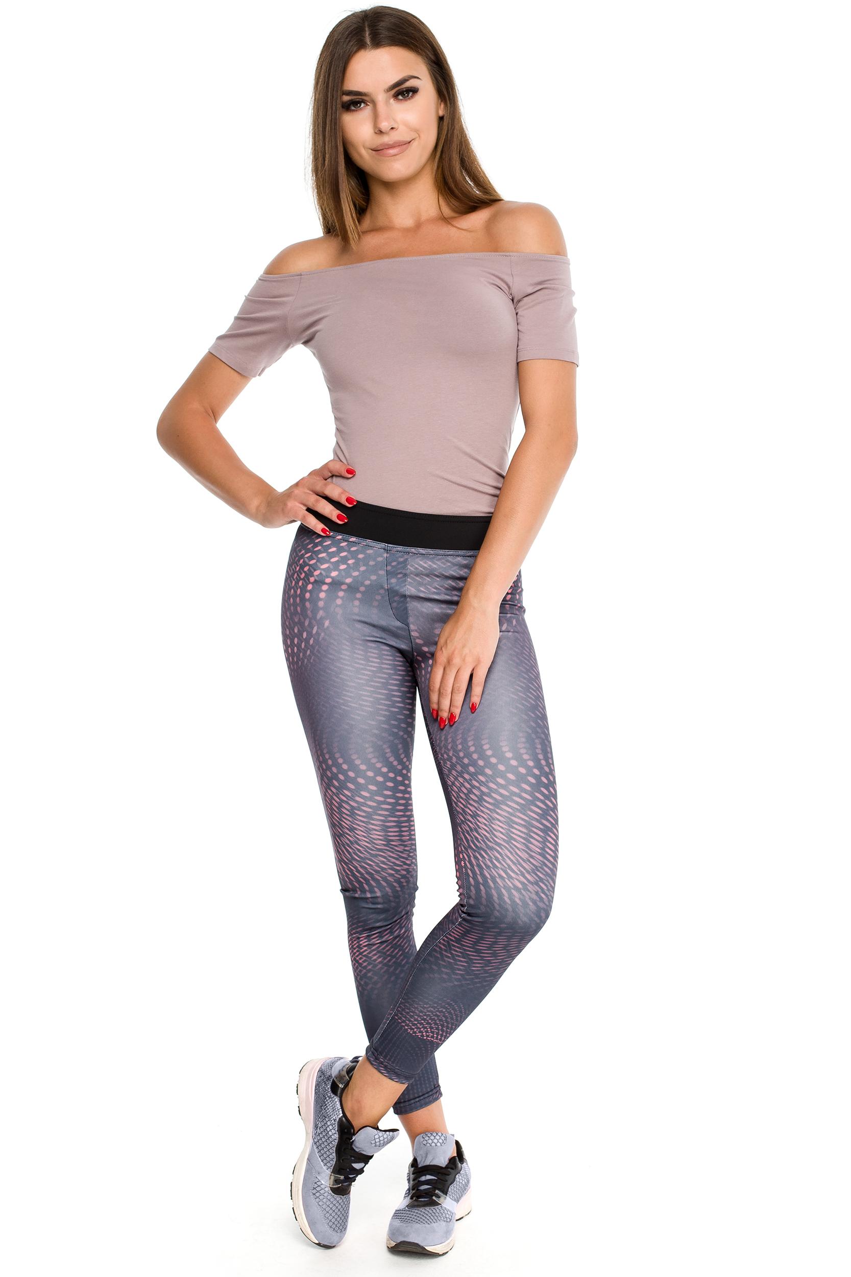 CM3924 Dopasowane wygodne legginsy fitness