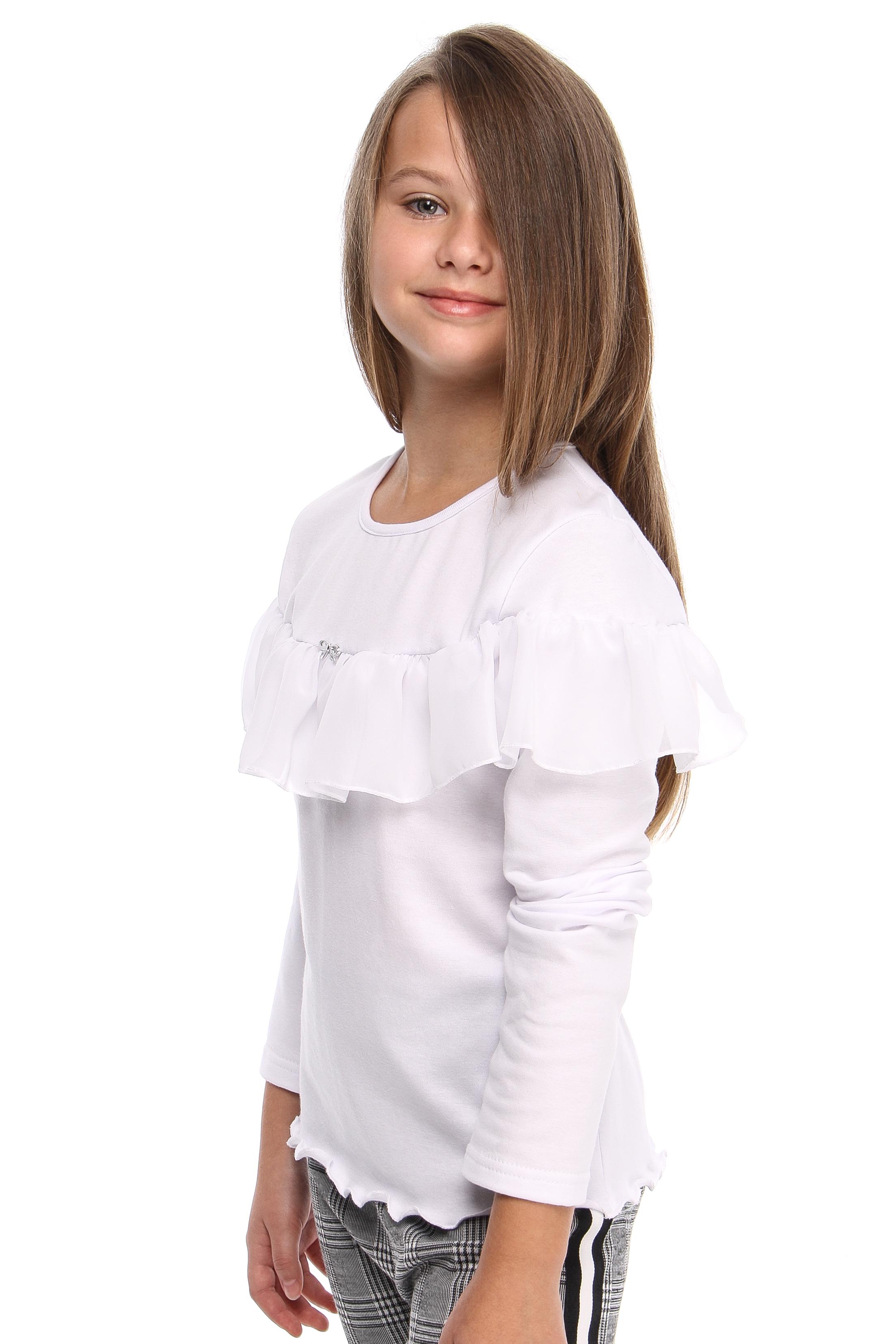 MA111 Dziewczęca bluzeczka typu hiszpanka